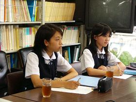 愛知教育大学附属岡崎中学校1年...